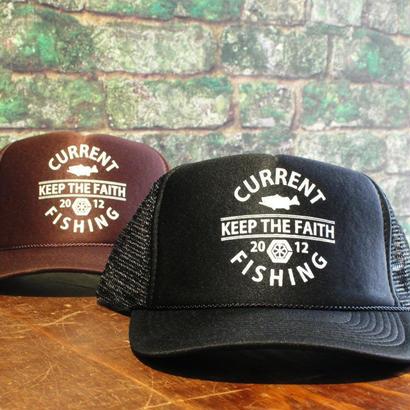 KEEP THE FAITH MESH CAP