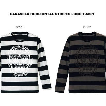 CARAVELEA HORIZONTAL STRIPES LONG T-Shirt