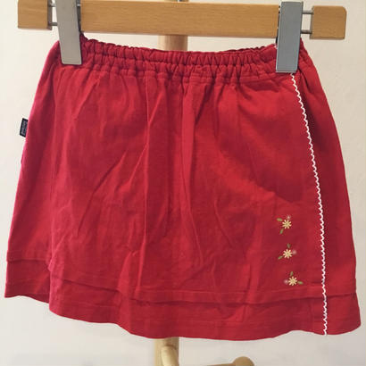 90cm-325 ブルマ付きスカート