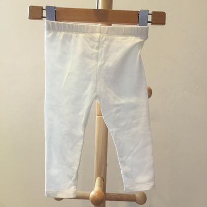 80cm-17 白スパッツ