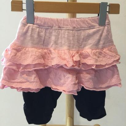 90cm-319 スパッツ付きスカート