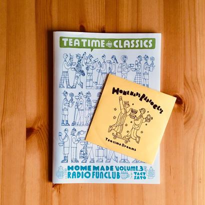 「TEATIME CLASSICS -HOMEMADE RADIO FUNCLUB VOLUME.3-」TACT SATO