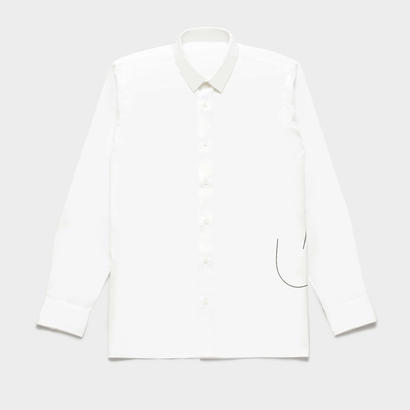 Shirts by Standピンオックスフォード シャツ(White) 00017