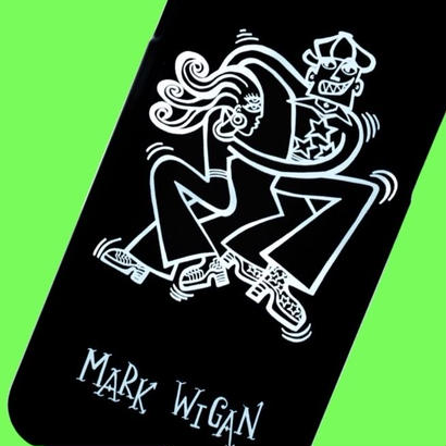 "1st ANNIVERSARY   iPhone Case ""BOOGIE WONDERLAND"""