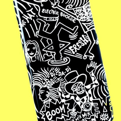 "1st ANNIVEERSARY iPhone Case """" BRING THE NOISE ALL OVER"""
