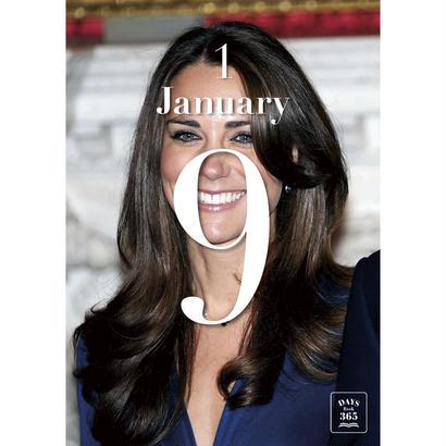 DAYS Book 365 / 1月9日