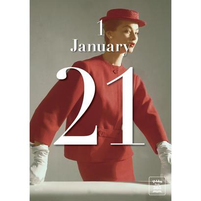 DAYS Book 365 / 1月21日
