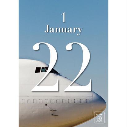 DAYS Book 365 / 1月22日