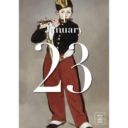 DAYS Book 365 / 1月23日
