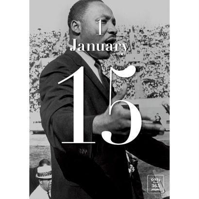DAYS Book 365 / 1月15日