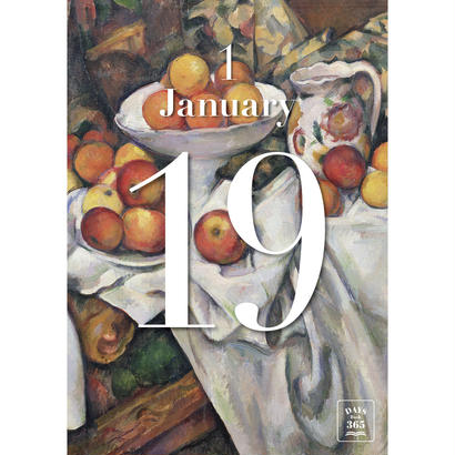 DAYS Book 365 / 1月19日
