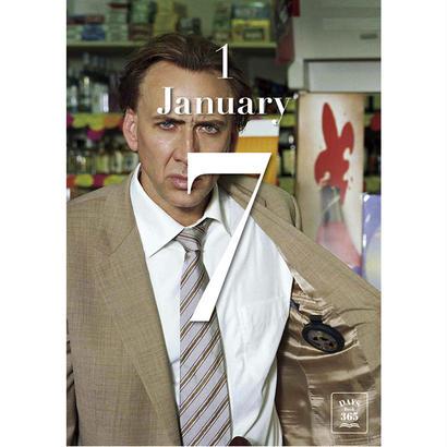 DAYS Book 365 / 1月7日