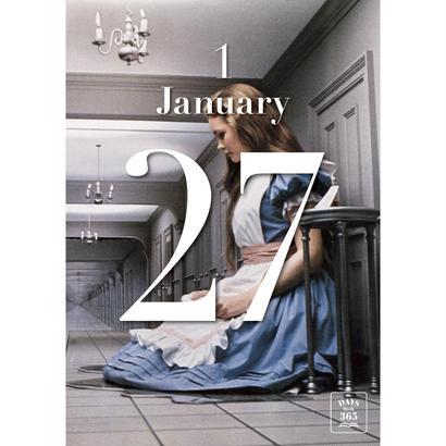DAYS Book 365 / 1月27日