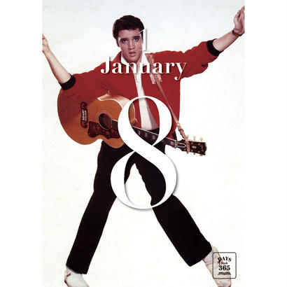 DAYS Book 365 / 1月8日