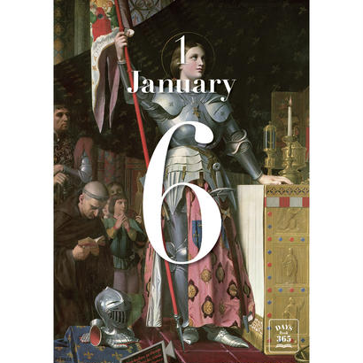 DAYS Book 365 / 1月6日