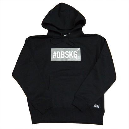 DBSKG BOXLOGO-HOODIE BLACK