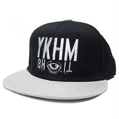YKHMSHIT CAP BLACK/GRAY
