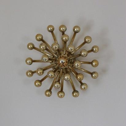 Studio Tetrarch Pistillino Lamp [ChromeGold]