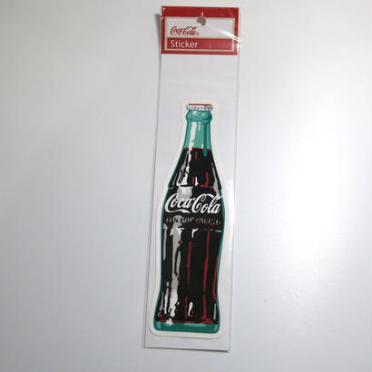 ステッカー:COCA COLA BOTTLE