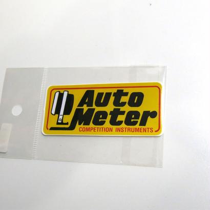 ステッカー:AUTO METER