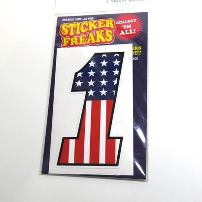 ステッカー:USA 1