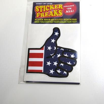 ステッカー:USA GOOD