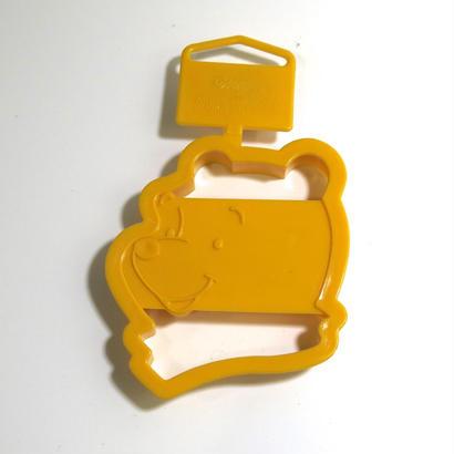 くまのプーさん  クッキー型