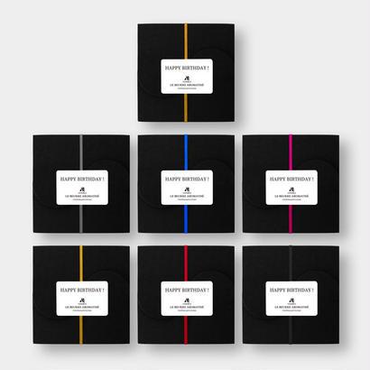 選べるギフトパッケージ「ブールアロマティゼ」デギュスタシオン