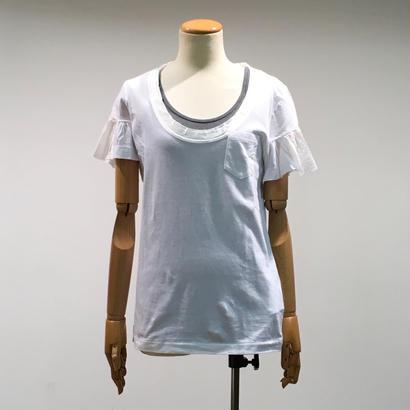 sacai(サカイ)半袖Tシャツ