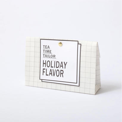 HOLIDAY FLAVOR / PAPER BAG