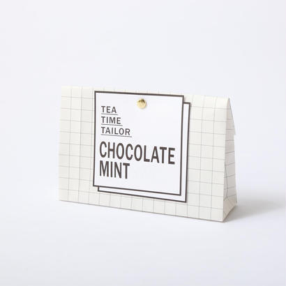 CHOCOLATE MINT / PAPER BAG