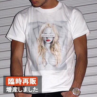 Tシャツ divineフォトT☆☆White☆☆