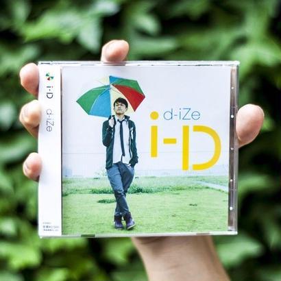 【通常版】1st album 【i-D】