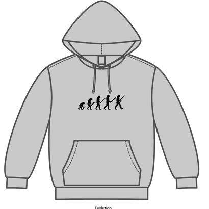 Evolution [281_AntiNuke series]Hoodie