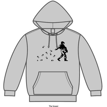 The Sower[281_AntiNuke series]Hoodie