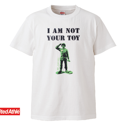 """I am not your toy""[281_AntiNuke series]"