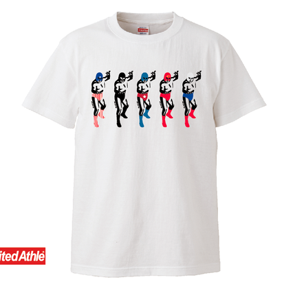 """""""THE WORLD IS PRO WRESTLING""""[281_AntiNuke series] 2colors"""