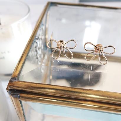 mini ribbon pierce