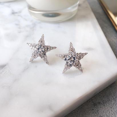 glitter star pierce