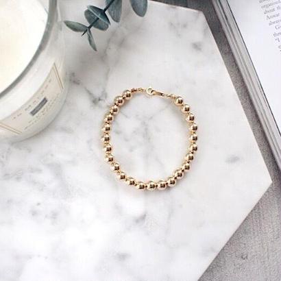14kgf ball bracelet