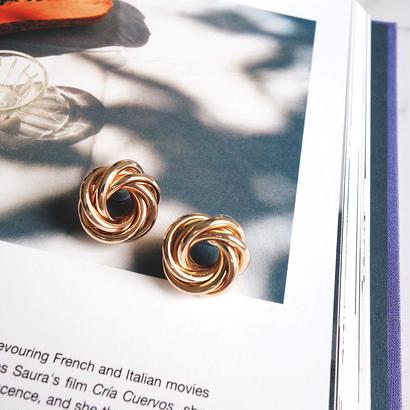 spiral metal pierce