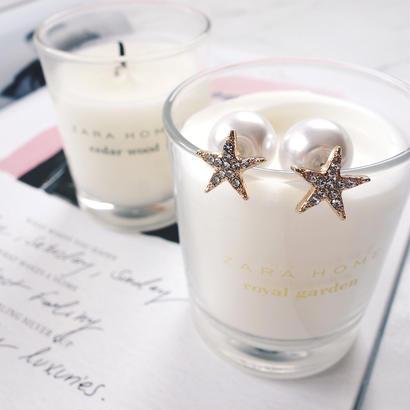 pearl catch star pierce