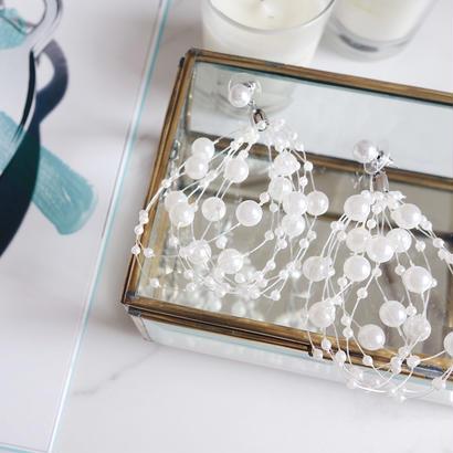 bubble pearl pierce