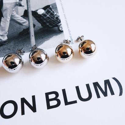 metal ball pierce,earring