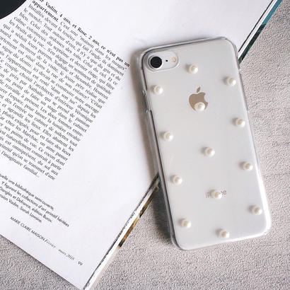 iPhone case(pearl)
