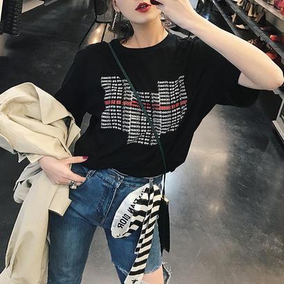 Fashion letter T