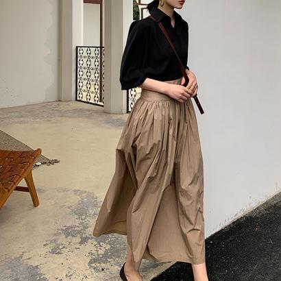 Aライン スカート