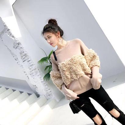 ファーニットSweater