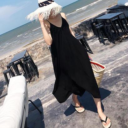 ロマンティックニットドレス