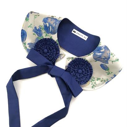 つけ襟 CELEBRATION(blue)